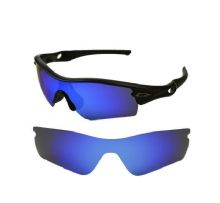 NEW POLARIZED BLUE CUSTOM LENS FOR OAKLEY RADAR PATH SUNGLASSES